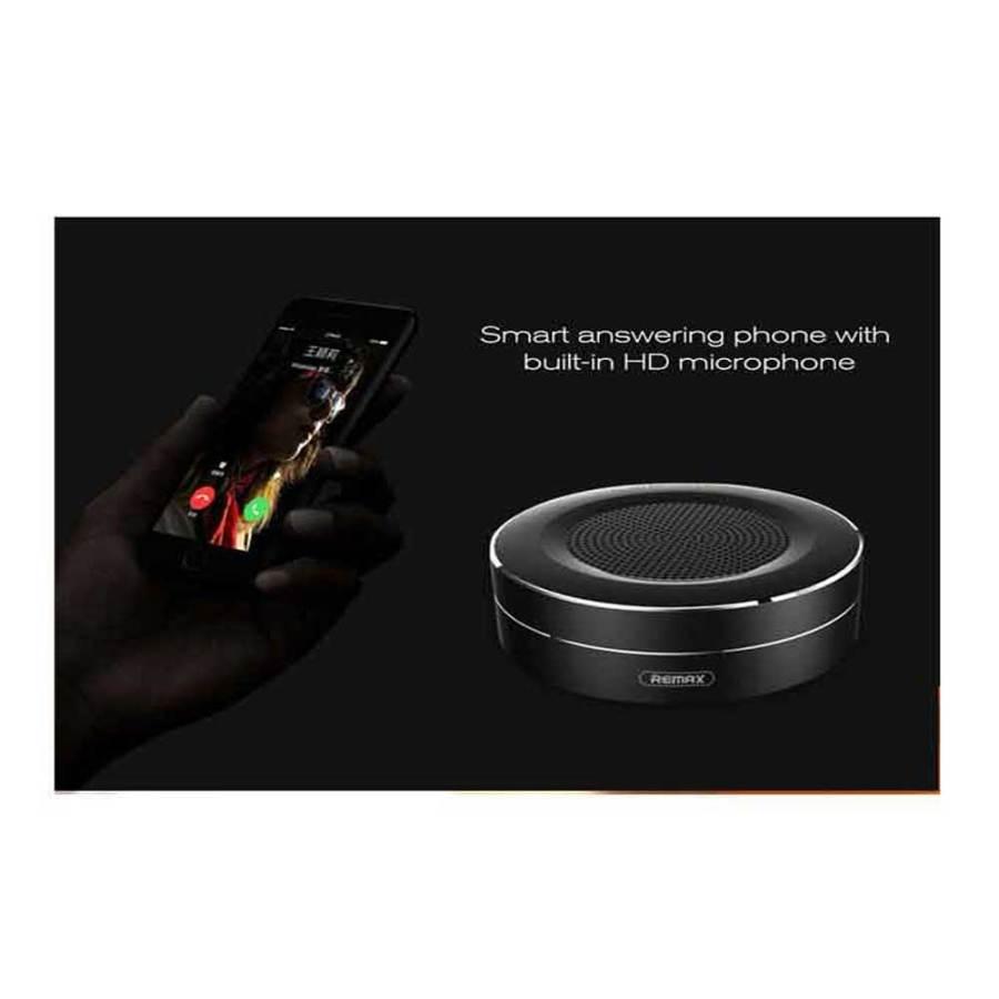 Remax RB M3 Bluetooth Portable Speaker bDonix Black 5 Remax Bluetooth Portable Speaker RB-M13 - Black