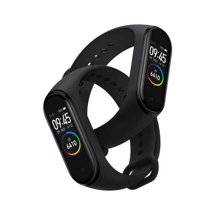 Xiaomi MI Band 4 Unisex Adult Activity Tracker Bracelet Black Original Version Bdonix 4 Xiaomi MI Band 4 black