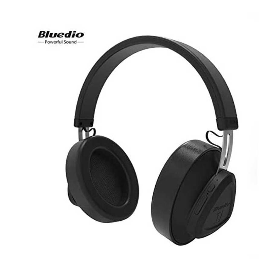 bDonix Bbluedio T Monitor Bluetooth Wireless Headphone 3 Bluedio Turbine T Monitor with Microphone Studio Headset