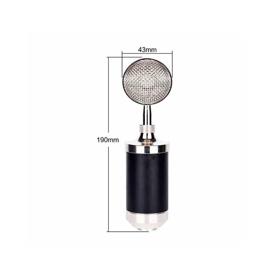 bdonix BM 502 Condenser Microphone 3 BM-502 Condenser Microphone