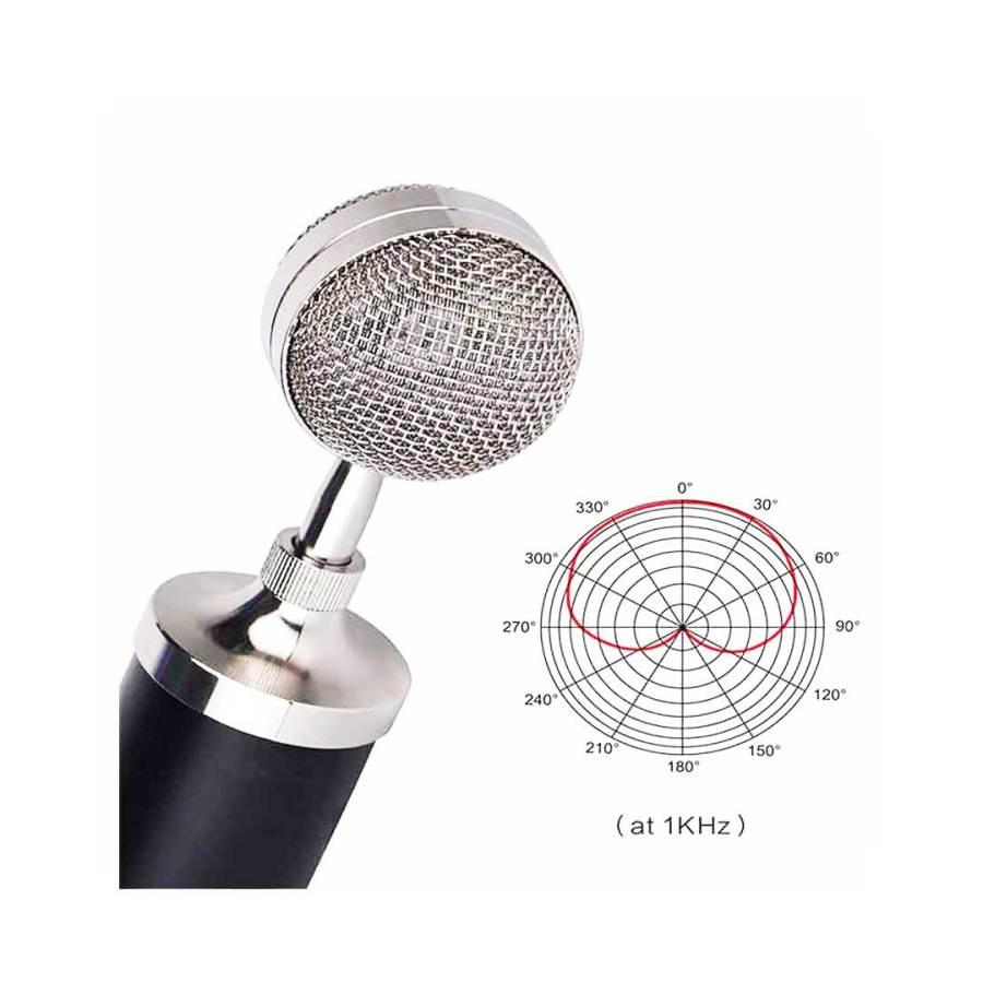 bdonix BM 502 Condenser Microphone 6 BM-502 Condenser Microphone