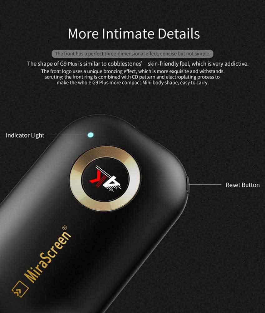 MiraScreen G9Plus