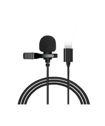Lavalier Microphone Lightning Connector