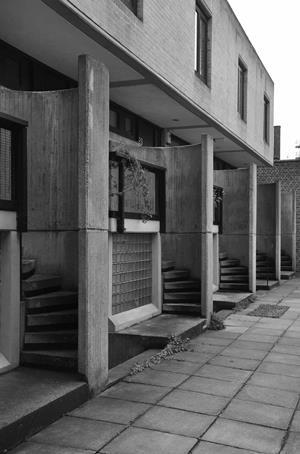 Neave Brown becomes first architect to have all his UK ...