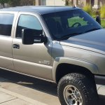 Sold 2007 Chevy Silverado 2500hd Duramax Bloodydecks