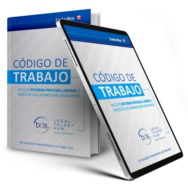 Código de Trabajo Impreso + Digital