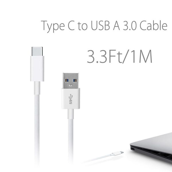 Cablu Type C to USB A 3.0 - TC30
