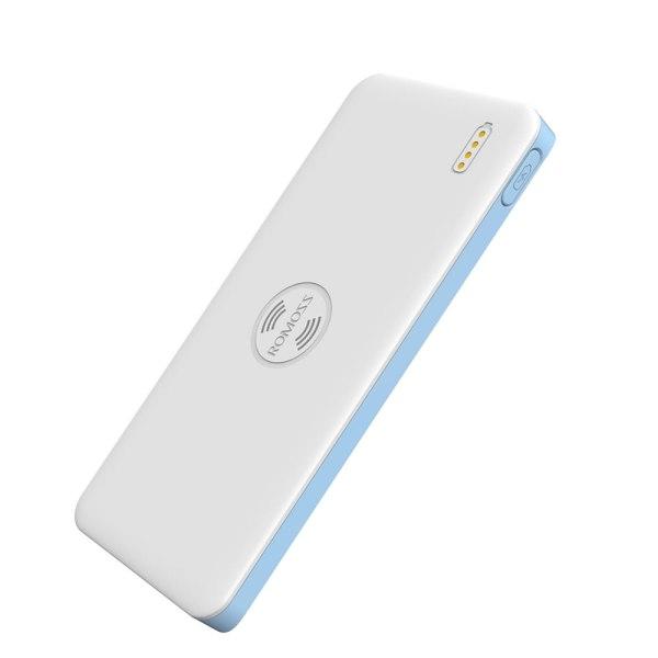 Incarcator Wireless Portabil Freemos 10, 10000 mAh