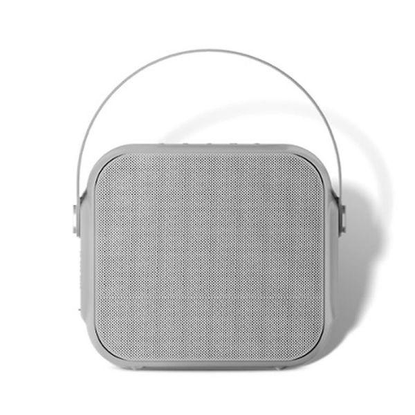 Boxa Rockspace Mutone, BT 4.2, slot SD, AUX Gri