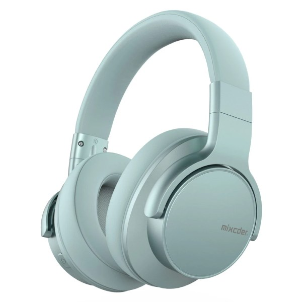 Casti audio BT 5.0 Mixcder E7 Upgraded Mint Green