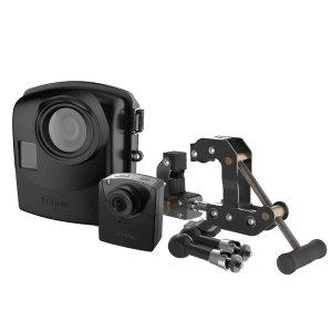 Kit camera Brinno BCC2000 pentru supraveghere constructii, time-lapse HDR FHD, carcasa protectie IPX5, suport prindere inclus