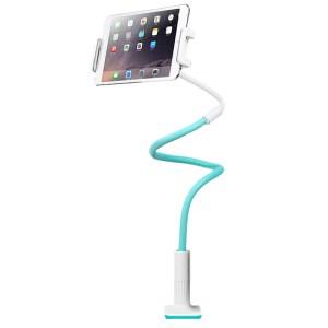 """Suport flexibil pentru telefon/tableta intre 4""""-12.9"""", rotire 360, lungime 1m"""
