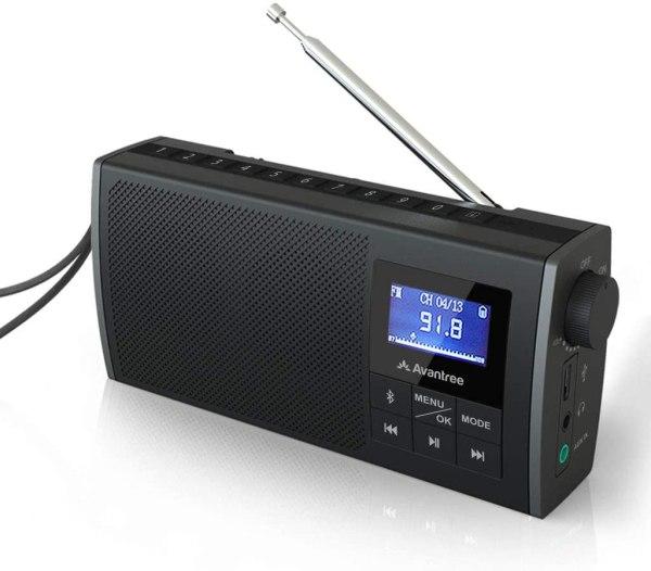 Boxa Bluetooth Avantree SP860 FM Radio