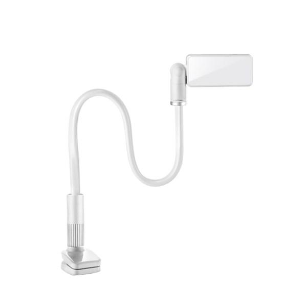"Suport flexibil pentru telefon/tableta intre 4""-6"", rotire 360, lumina LED"