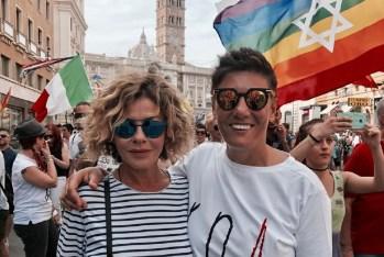 Imma Battaglia, fondatrice del Gay Village