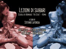 lezioni di shibari