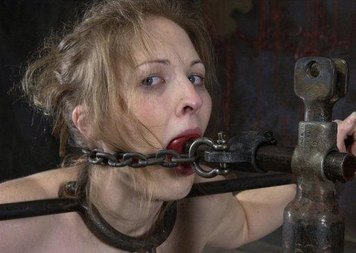 Hot Amateur Gets Restrained and Humiliated in Dungeon