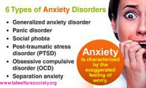Discussion About Anxiety And Different Types Of Anxiety Disorder, Collected Unique Picture No-0022.