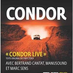 Bertrand Cantat - Marc Sens - Manusound