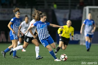 Boston Breakers defender Allysha Chapman (2)