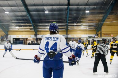 Toronto Furies forward Jenna Dingeldein (44)