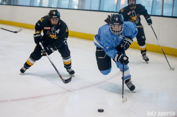 Buffalo Beauts defender Colleen Murphy (4)