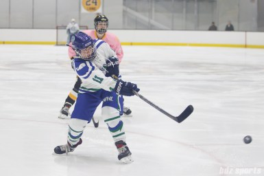 Connecticut Whale forward Emily Fluke (11)