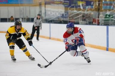 Montreal Les Canadiennes forward Emmanuelle Blais (47)