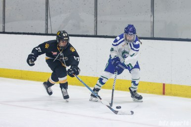 Connecticut Whale forward Kaycie Anderson (9)