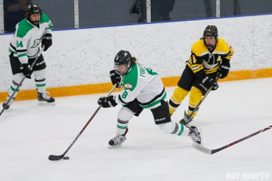 Markham Thunder defender Laura Fortino (8)