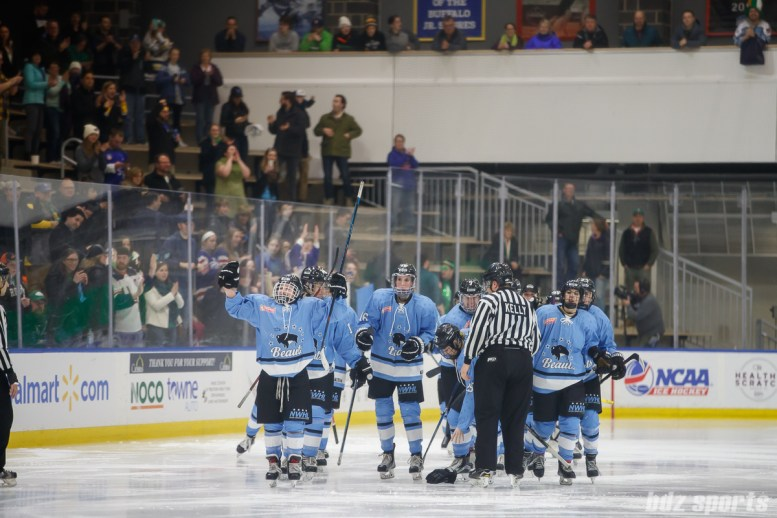 The Buffalo Beauts advance to the Isobel Cup Finals