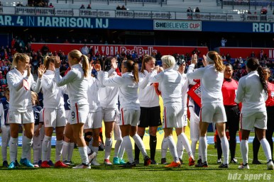 U.S. women's national soccer team starting XI