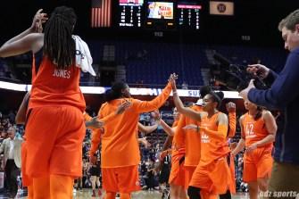 WNBA Connecticut Sun vs Las Vegas Aces - May 20, 2018
