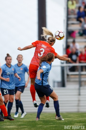 Houston Dash forward Rachel Daly (3)