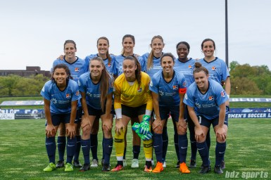 Sky Blue FC starting XI