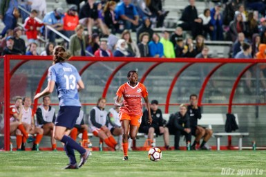 Houston Dash forward Thembi Kgatlana (11)