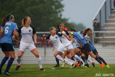 NWSL Sky Blue FC vs NC Courage -May 19, 2018