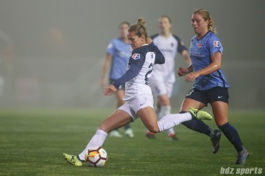 North Carolina Courage defender Meredith Speck (25)