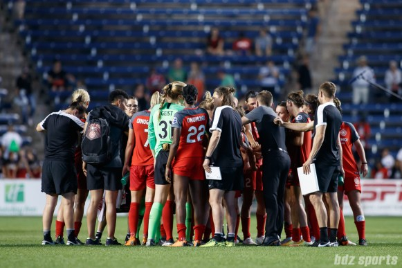 NWSL Chicago Red Stars vs Portland Thorns - June 16, 2018