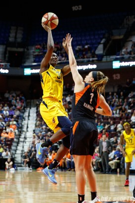 Indiana Fever forward Asia Taylor (31)