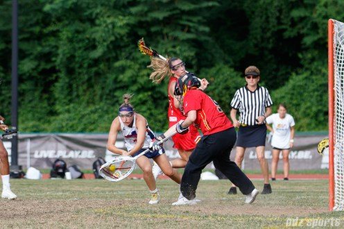 WPLL Baltimore Brave vs Upstate Pride - July 6, 2018