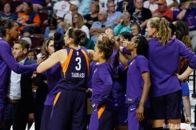 WNBA Connecticut Sun vs Phoenix Mercury - July 13, 2018