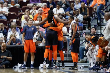 WNBA Connecticut Sun vs Washington Mystics - July 24, 2018