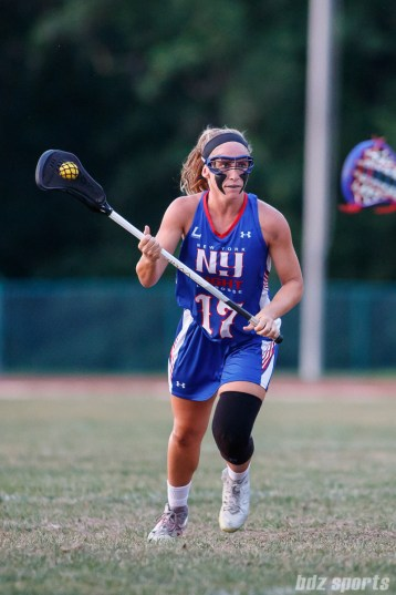 New York Fight attacker Kylie Ohlmiller (17)