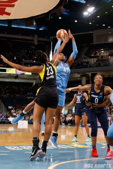 Chicago Sky center Alaina Coates (41)