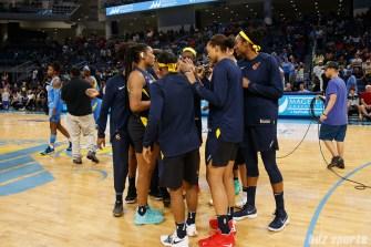 WNBA Chicago Sky vs Indiana Fever -August 19, 2018
