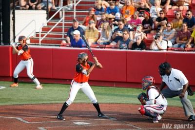 Chicago Bandits outfielder Jessica Scroggins (25)