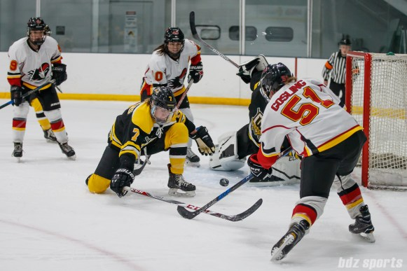 CWHL - Worcester Blades vs Calgary Inferno October 28, 2018