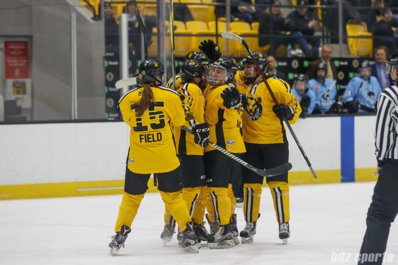 NWHL - Boston Pride vs Buffalo Beauts November 18, 2018