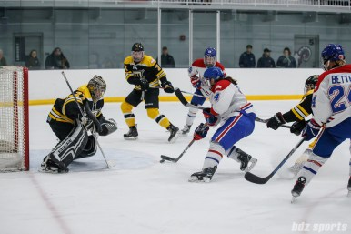 CWHL - Worcester Blades vs Montreal Les Canadiennes November 18, 2018